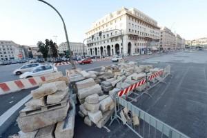 Genova - cantieri infiniti
